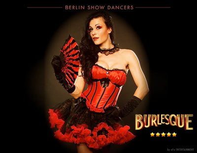 Berlin Show Dancers Burlesque Show