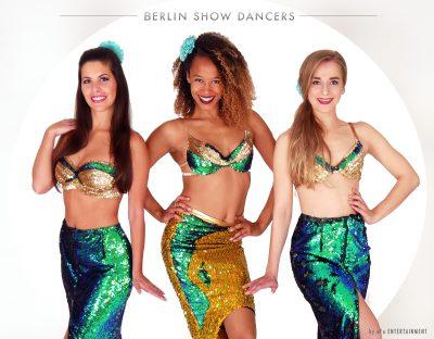 Berlin Show Dancers Meerjungfrauen Show