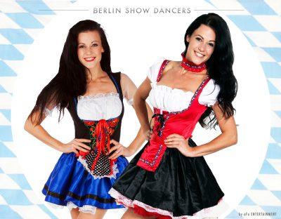 Berlin Show Dancers Oktoberfest Show